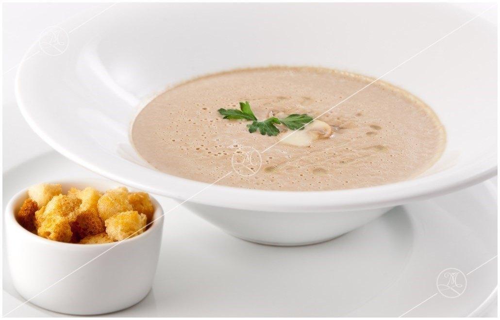 Рецепты крем супа из шампиньонов