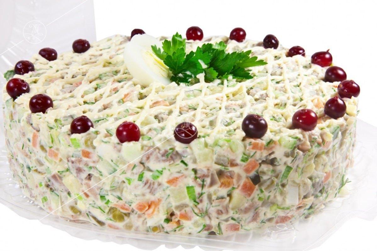 Салат слоёный который вытеснил шубу и оливье